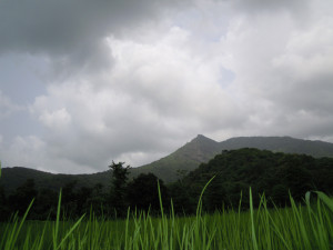 Tungareshwar Mountain